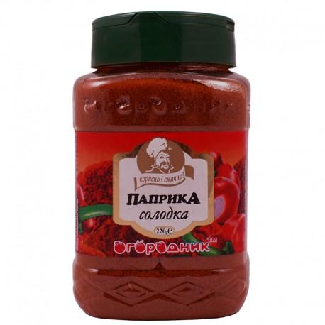 Паприка червона солодка Огородник мелена 220 г