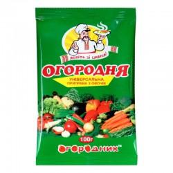 Приправа універсальна з овочів Огородник Огородня 100 г