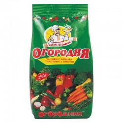 Приправа універсальна з овочів Огородник Огородня 250 г