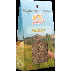Приправа Чабер Карпатські трави 30 г