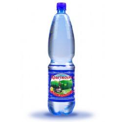 Вода мінеральна Драгівська Шаянські мінеральні води газована 1.5 л