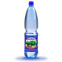 Вода мінеральна Драгівська Шаянські мінеральні води газована 1,5 л