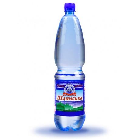 Шаянська вода мінеральна газована 1,5л ПЕТ