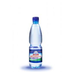 Вода мінеральна Шаянська Шаянські мінеральні води газована 0.5 л