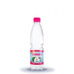 Вода мінеральна Шаянка Шаянські мінеральні води газована 0.5 л