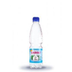 Вода мінеральна Шаянка Шаянські мінеральні води негазована 0.5 л