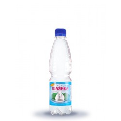 Вода мінеральна ШАЯНКА негазована 0,5л ПЕТ