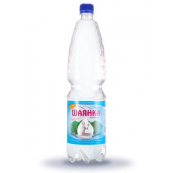 Вода мінеральна Шаянка Шаянські мінеральні води негазована 1.5 л