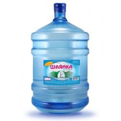 Вода мінеральна ШАЯНКА негазована 18,9л ПЕТ