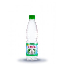 Вода мінеральна Шаянка Шаянські мінеральні води слабогазована 0.5 л
