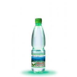 Вода питна Джерельна Шаянські мінеральні води газована 0.5 л