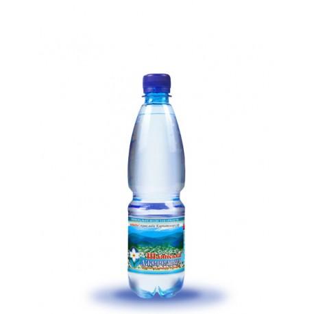 Вода питна ДЖЕРЕЛЬНА негазована 0,5л ПЕТ