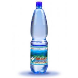 Вода питна Шаянська Джерельна Шаянські мінеральні води негазована 1.5 л