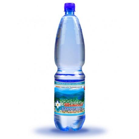 Вода питна ДЖЕРЕЛЬНА негазована 1,5л ПЕТ
