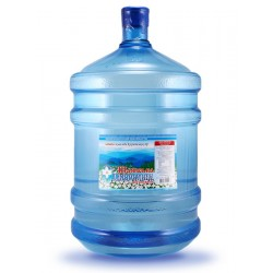 Вода питна Джерельна Шаянські мінеральні води негазована 18.9 л