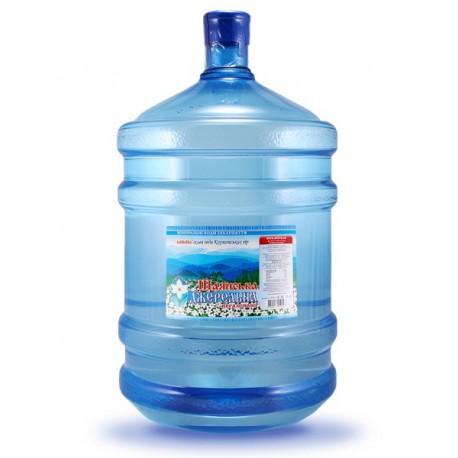 Вода питна ДЖЕРЕЛЬНА негазована 18,9л