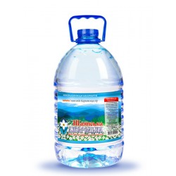 Вода питна Джерельна Шаянські мінеральні води негазована 5 л