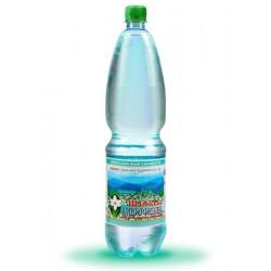 Вода питна Джерельна Шаянські мінеральні води слабогазована 1.5 л