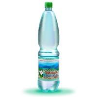 Вода питна Шаянська Джерельна Шаянські мінеральні води слабогазована 1.5 л