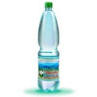 Вода питна Джерельна Шаянські мінеральні води слабогазована 1,5л