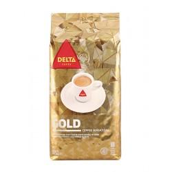 Кава Delta Gold в зернах 1 кг