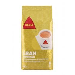Кава Delta Gran Espresso в зернах 1 кг
