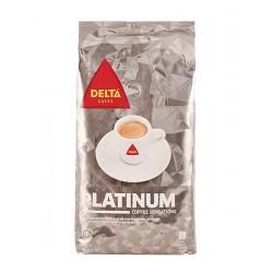 Кава Delta Platinum в зернах 1 кг