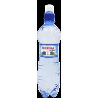 Вода мінеральна Шаянка Sport Шаянські мінеральні води негазована 0,75 л