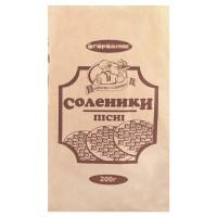 Соленики пісні із злаками Огородник 200 г