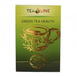 Tea Line Green tea health – зелений крупнолистовий чай 90 г