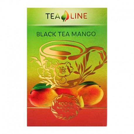 Tea Line Black tea mango – чорний чай з ароматом манго 90 г