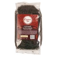 Чорний Сімейний чай крупнолистовий 100 г