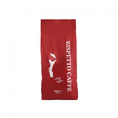 Кава Rispetto Lady coffee 1 кг