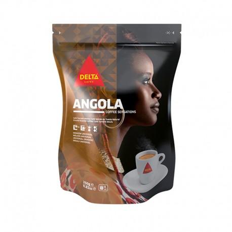 Кава Delta Angola мелена 250 г