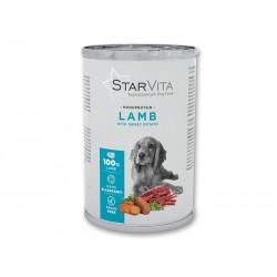 Вологий корм Starvitа 400 г баранина з картоплею