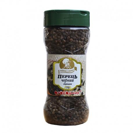 Перець чорний Огородник горошок 170 г