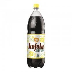 Напій безалкогольний сильногазований Kofola лимон 2 л