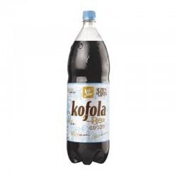 Напій безалкогольний сильногазований Kofola без цукру 2 л