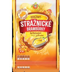 Чіпси картопляні Strážnické зі смаком гірчиці 60 г