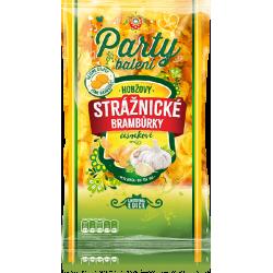 Чіпси картопляні Strážnické зі смаком часнику 300 г