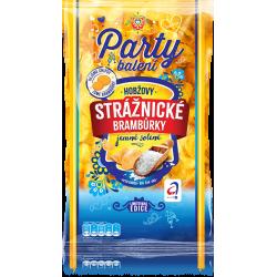 Чіпси картопляні Strážnické з сіллю 300 г