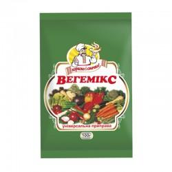 Приправа універсальна з овочів Огородник Вегемікс 100 г