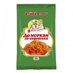 «До моркви по-корейськи» 30г
