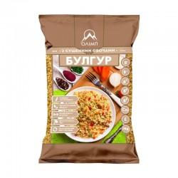 Булгур Олімп з сушеними овочами крупа пшенична  700г