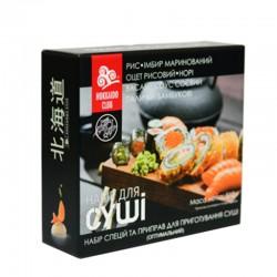 Набір Hokkaido Club для приготування суші (Оптимальний) 510г