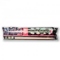 Палички Hokkaido Club бамбукові 6 пар для суші