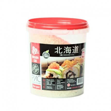 Рис Hokkaido Club 400г для суші