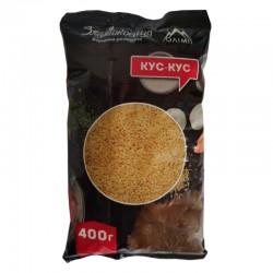 Кус-кус Олімп для страви Златокосиця крупа пшенична 400г