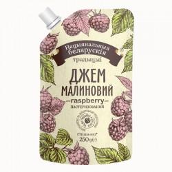 Джем Національні білоруські традиції Малина 0,250г дой-пак