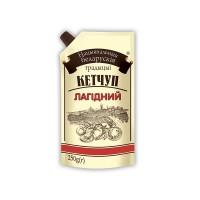 "Кетчуп Національні білоруські традиції ""Лагідний"" 250г дой-пак"